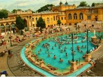 Budapest Thermal Spa