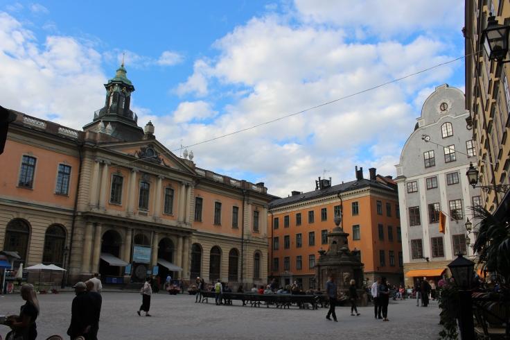 Gamla Stran Stockholm Nobel Museum
