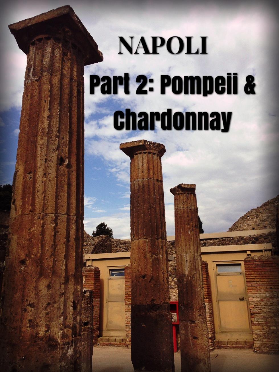 Napoli Naples Italy Italia Trip Pompeii Vesuvius Vineyard